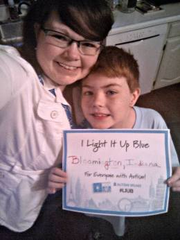 Celebrating Different… World Autism Awareness Day2015